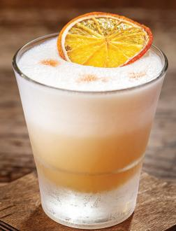 Whiskey Sour