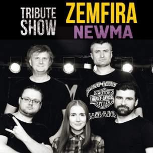6 червня улюблені пісні Земфіри від триб'ют гурту Newma