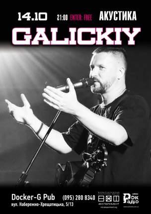 """GALICKIY"" акустика"